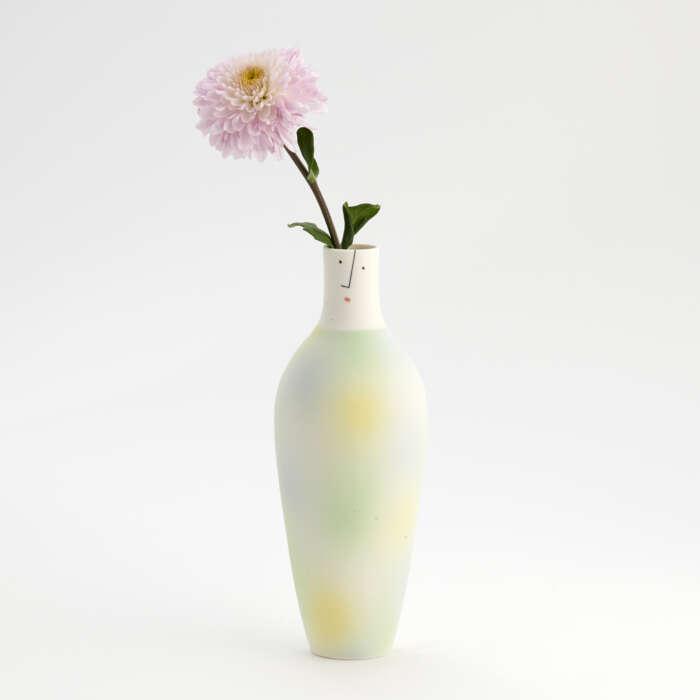 Blumenvasen – Bonhomme matt