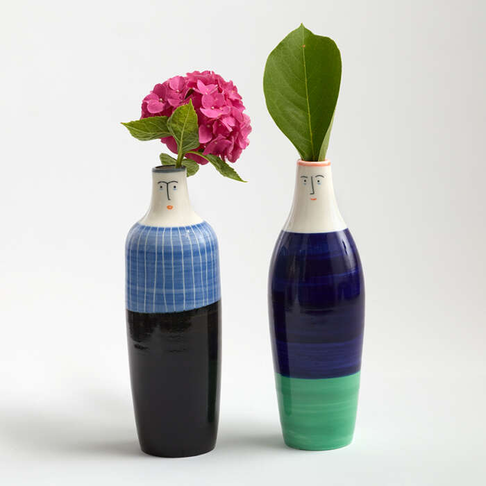 Blumenvasen – Bonhomme