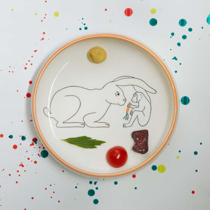 Kinderteller – Rübis Stübis